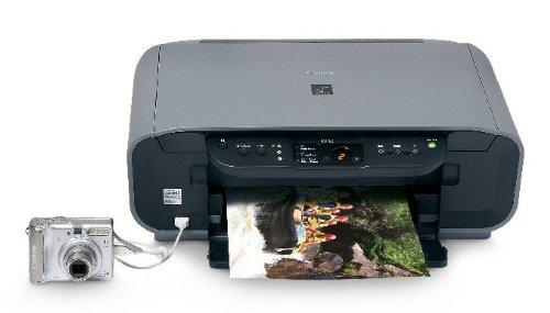 Canon PIXMA MP160 Multifunktionsgerät, Farbtintenstrahl- Drucker, Kopierer und Scanner