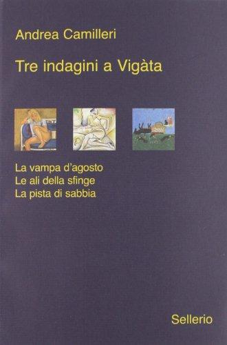 »Tre indagini a Vigàta«