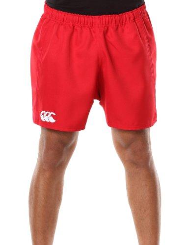 Canterbury Advantage Pantaloncini Pantaloncini da rugby Uomo rosso