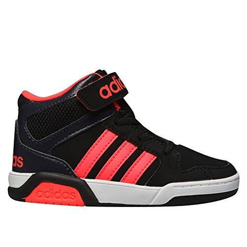 adidas Unisex - Bimbi 0-24 Bb9tis Mid Inf scarpe sportive nero Size: 23