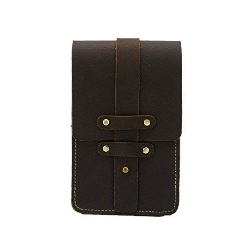 chengyi Leder Etui Werkzeug Holster Gürtel Holder Mehrzweck-Halterung Tasche Tasche für Zangen, Gartenschere, Schere oder Garten Messer