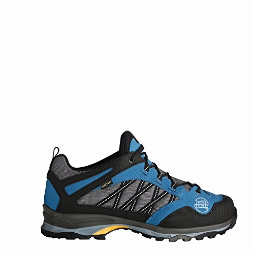 Hanwag Belorado Low Lady Gtx, Scarpe da Arrampicata Basse Donna Blau