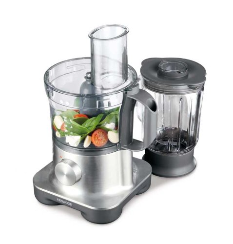 Kenwood FPM260 Food Processor – Brushed Metal