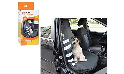 Camon Coprisedile anteriore Walky Seat Protector con bande riflettenti