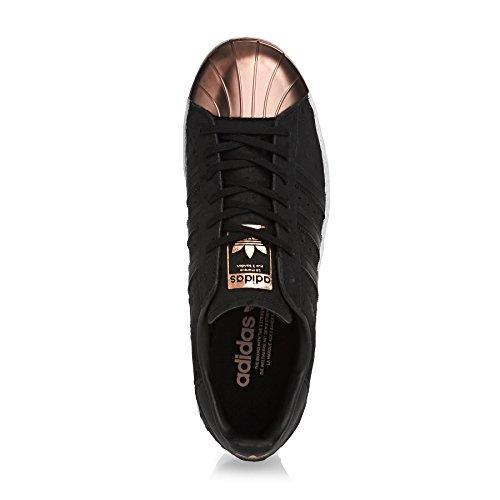 adidas Superstar 80s Metal, Scarpe da Ginnastica Donna BLACK|METALLIC