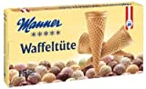 Manner - Waffeltüten - 4x 95g