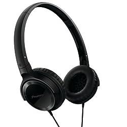 Pioneer SE-MJ502-K Fully Enclosed Dynamic Headphone