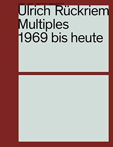 Ulrich Rückriem. Multiples 1969 bis heute. Werkverzeichnis / Catalogue Raisonné: Ausst. Kat. Kunsthalle Bielefeld