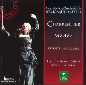 Charpentier: Medee (Médée, Medea) [Highlights] [Import anglais]