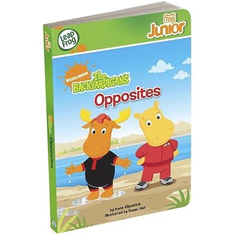 Leap Frog - Libro de actividades infantiles Los Amiguitos Del Jardín [Puede no venir en español]