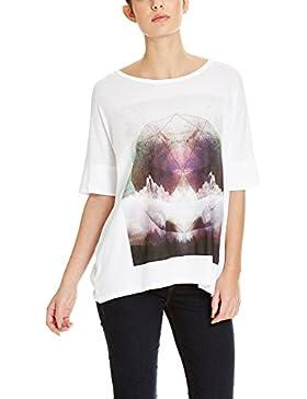 Bench Putonice, Camiseta para Mujer, Blanco, L