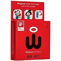 Kondome leicht tragen Wingman 3 Pezzi preisvergleich bei billige-tabletten.eu