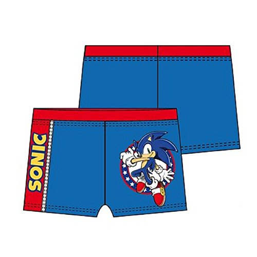 boxer-shorty-de-bain-sonic-4-ans-multicolor