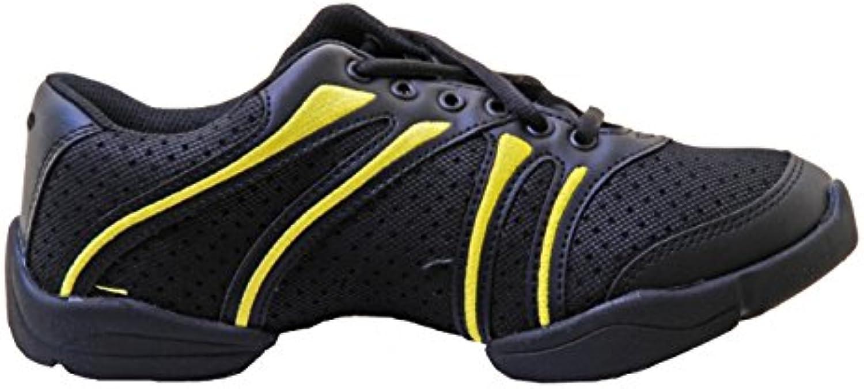 capezio ds30 bolt jazz noir basket noir jazz jaune 6,5 uni b00b2hh0ik parent 47702d
