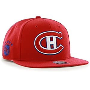 Basecap Montreal Canadien, offizielle Kollektion, verstellbare Größe