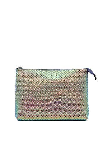 London Rag Women's Multi Color Clutch Bag - Rag Bag