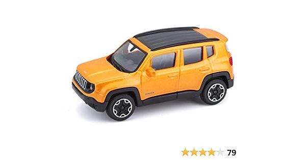 Bburago Maisto France Jeep Renegade 1 43 30385 Zufällige Farbauswahl Spielzeug