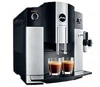 Jura IMPRESSA C 65 PLATIN - coffee makers (freestanding, Fully-auto, Espresso machine, Ground coffee, Platinum, Analog)