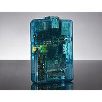 SB Custodia protettiva (trasparente blu) per Raspberry Pi Computer