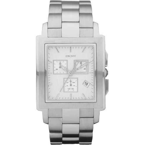 DKNY Gents Chronograph Stainless Steel Bracelet Watch NY1499