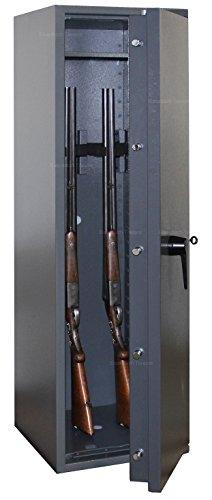 Waffenschrank EN 1143-1 Grad 0 Gun-Safe 0-5 - 5