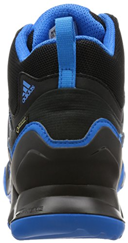 adidas Terrex Swift R Mid Gtx, Chaussures de Randonnée Homme Bleu - Azul (Azuimp / Negbas / Blatiz)