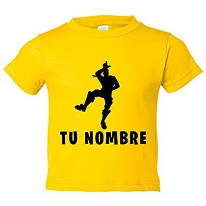 Camiseta niño Fortnite pose Take The L baile Lo...