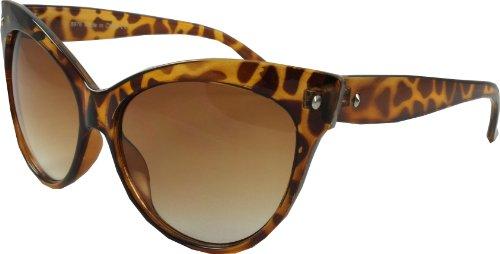 Revive OnlineDamen Sonnenbrille Tortoise Shell - Brown ()