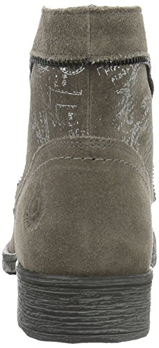 Bugatti Damen J47243 Kurzschaft Stiefel Grau (grau 160)