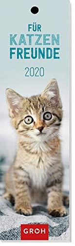 Für Katzenfreunde 2020: Lesezeichenkalender
