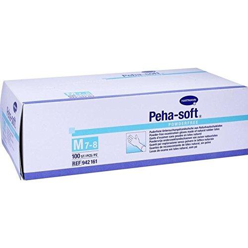 Peha-soft powderfree unsteril, Gr. Medium- PZN 07126885, 100 Stück