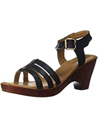 BATA Women's Heaven-comfort-aw18 Fashion Sandals
