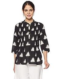Amazon Brand - Myx Womens Cotton Straight Kurta