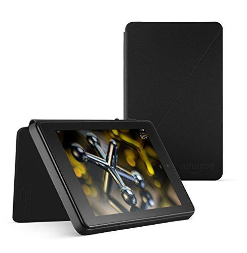 Schutzhülle mit Standfunktion für Fire HD 6 (4. Generation - 2014 Modell), Schwarz (Amazon Fire Tablet Case 6)