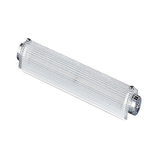 Hippo Korea defk-22020W LED Kristall Muster Luxus Bad WC Innen Washroom Deco Deckenleuchte Tunnel Tube Lampe 3000K Warm Weiß - Wc Tube