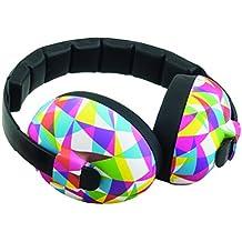 BANZ BABY BUBZEE EARMUFFS, Protector acustico con almohadillas para bebés de 0 a 2 años