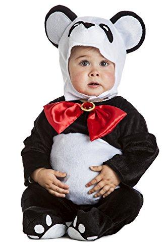 Imagen de disfraz oso panda talla 7 12 meses