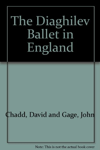 The Diaghilev Ballet in England