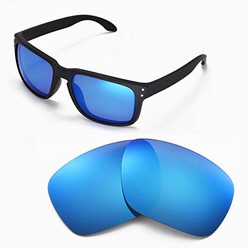 sunglasses restorer Basic Ersatzgläser Ice Blue für Oakley Holbrook