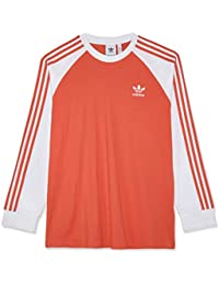 Manga Larga Amazon De Roja Adidas esCamiseta Camisetas cK1TlFJ