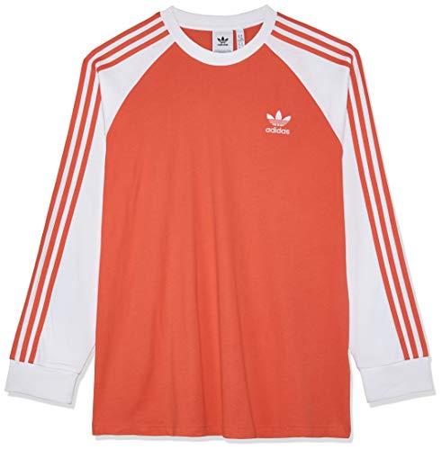adidas 3-Stripes LS T T-Shirt Homme