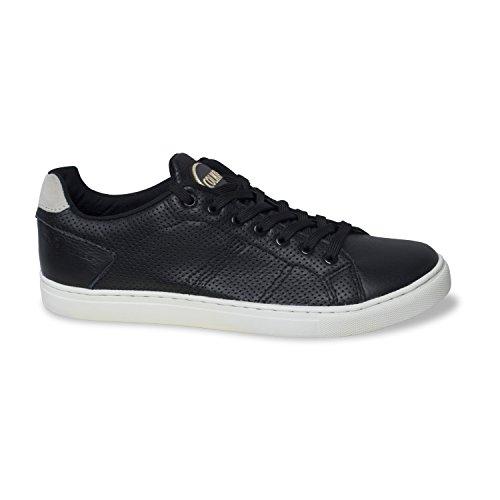 Sneakers Bradbury Pure - von Colmar - Farbe weiß und schwarz Schnürrschuh Sommerschuhe Schwarz