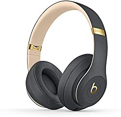 Beats Studio3 Wireless Over-Ear Headphones - The Beats Skyline Collection - Asphalt Gray