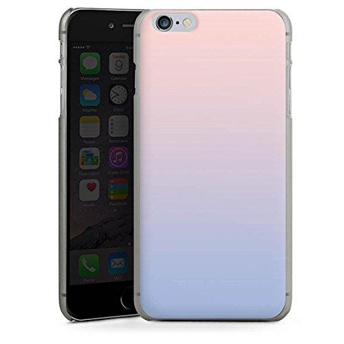 Apple iPhone X Silikon Hülle Case Schutzhülle Pastell Farben Frühling Hard Case anthrazit-klar