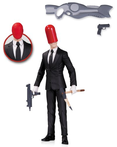 DC Collectibles DC Collectibles DC Comics Designer Action Figures Series 2: Red Hood Figure by Greg Capullo