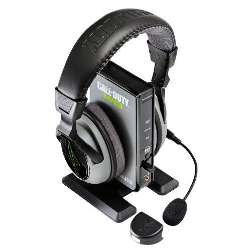 Micro-casque 'Call of Duty Modern Warfare 3' pour PS3 / Xbox 360 / PC - Ear Force PX500 [Importación francesa]