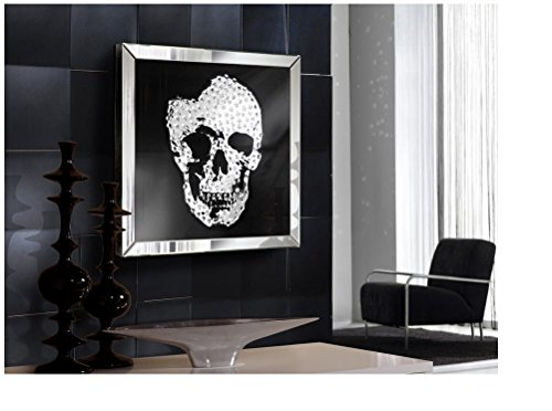 SCHULLER - Cuadros Decorativos - Espejo Skull - iBERGADA