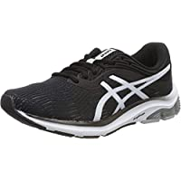 ASICS Gel-Pulse 11, Women's Road Running Shoes, Multicolour (Black/Piedmont Grey), 40 EU