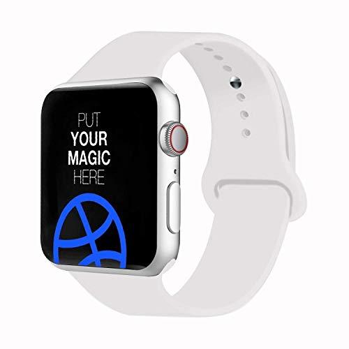 DCMEKA Correa Compatible Apple Watch 38mm 42mm 40mm