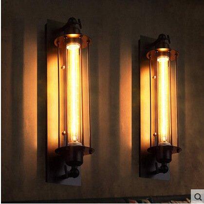 MBLYW Moderno LED Lámpara de pared interior Faros de espejo iluminados lámpara de pared led protección...